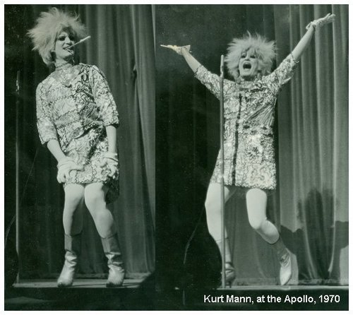 Download the full-sized image of Kurt Mann at the Apollo Theatre (6)