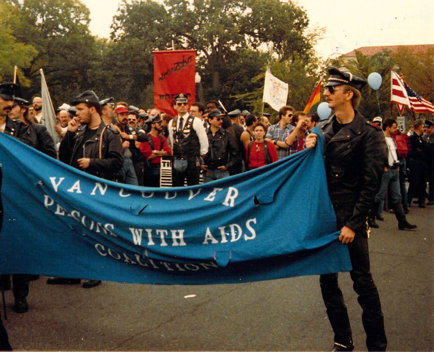 Download the full-sized PDF of National March on Washington S/M Leather Contingent (October 11, 1987)