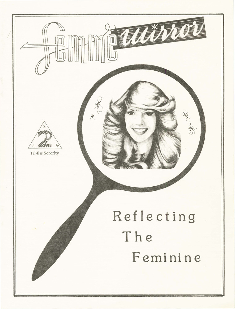 Download the full-sized PDF of Femme Mirror, Vol. 7 No. 1 (February, 1982)