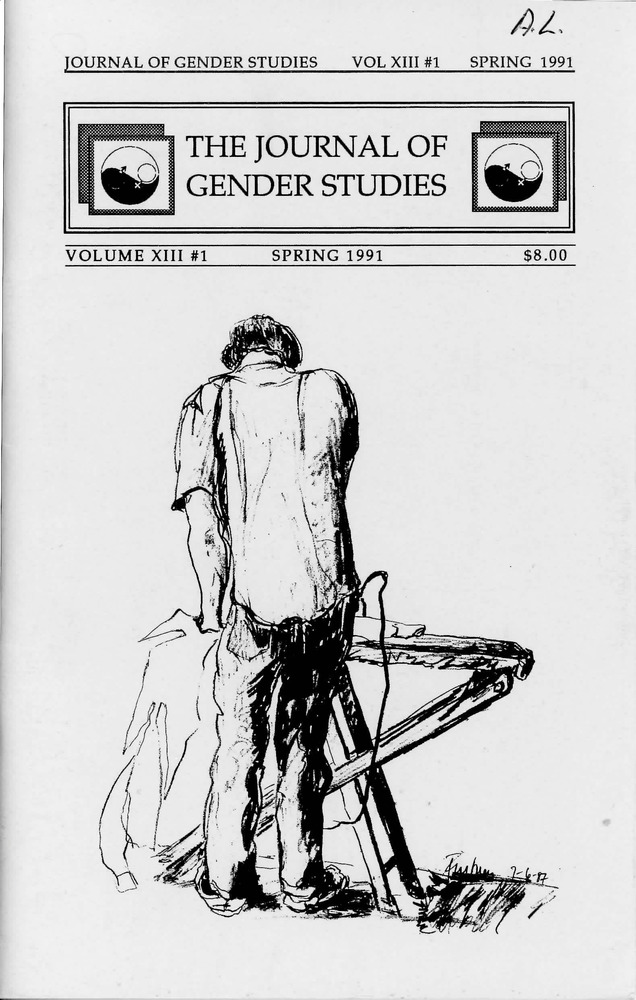 Download the full-sized PDF of The Journal of Gender Studies Vol. 13 No. 1